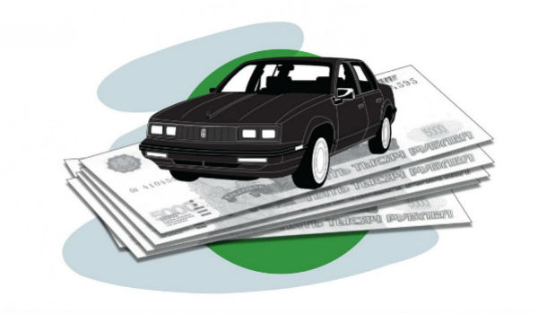 Соотношение возраста водительского стажа и цены